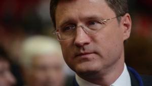 Wird Moskau weiter über die Ukraine liefern ...?  ...Alexander  Nowak