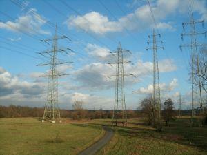Deutschland verkauft  mehr Strom ins Ausland als es importiert...; Bild U + E