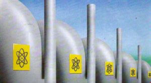 Hochradioaktiven Abfall von Atomkraftwerken 1 Million Jahre sicher lagern...?!