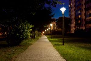 LED-Beleuchtung gleich Klimaschutz vor Ort ...; Bild news-center philips