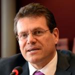 """""""Wir bauen starke Netze in ganz Europa auf ...!"""".. EU-Kommissar Maros Sefkovic"""