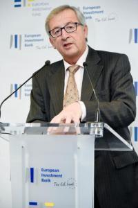 """Europa muss weiter die führende Rolle spielen..."""" Jean-Claude Juncker :"""