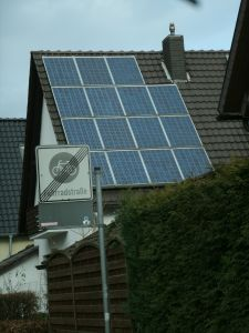 """"""" Im Bereich der Photovoltaik brauchen wir endlich einen Boom auf den Dächern. .!.; Bild U u E"""