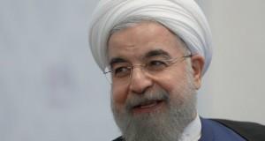 Hofft auf Fortschritte in Wien ...-;Hassan Rohani, iranischer Staatspräsident