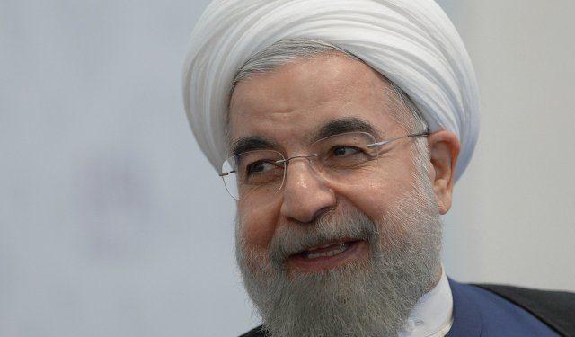 Wir sind bereit ...-;Hassan Rohani, iranischer Staatspräsident