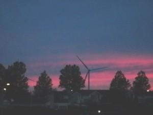 Rekord der Erneuerbaren ... Einbruch bei Wind ..., ;bild U + E