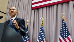 US-Präsident Barack Obama: Viele US-Bürger wünschen ihn sich zurück ...