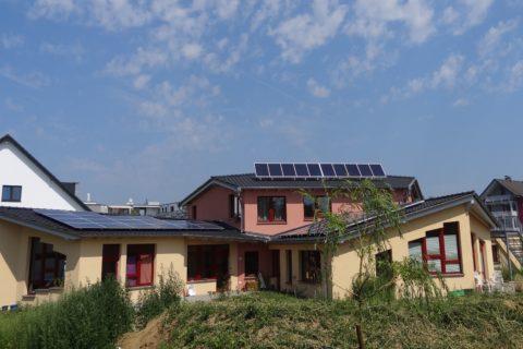 Neuer Schwung für Photovoltaik auf Hausdächern