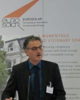 EUROSOLAR_Vize Dr. Fabio Longo: Nicht den Ausbau der Ernneuerbaren Energien abwürgen!