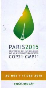 09.11.15 Flyer Paris Weltklimakonferenz
