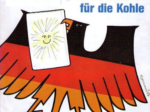 ... bis spätestens 2038 will Deutschland sämtliche Kohlekraftwerke stilllegen ...!!! Grafik U+ E