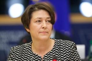 Das Herstück der europäischen Verkehrspolitik ...; Verkehrskommissarin Violetta Bulc: