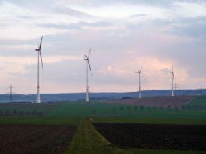 """""""Mittlerweile eine dramatische Situation für die Windenergie an Land…!!!""""...... Bild U&E"""