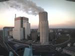 90 Prozent Auslastung...; Steinkohlekraftwerk Lünen