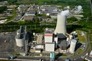 Emissionszertifikate können erstmals gelöscht werden ...; Kohlekraftwerk Lünen