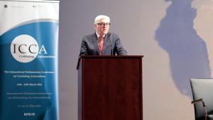 Werde mich dafür einsetzen ...; Bundespräsident  Frank Walter Steinmeier: