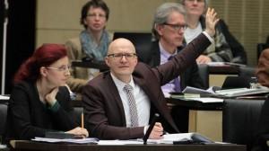 In der von Bundesratspräsident Dietmar Woidke geleiteten Sitzung verabschiedete  die Länderkammer das Klimapaket