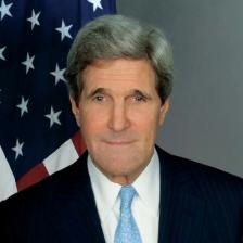"""""""...kein Land allein kann diese Krise lösen... ."""" ;   John Kerry."""