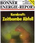 """Schon immer ein Atommüll-Desaster in Ahaus und Jüli -Schon immer war die Entsorgung der """"atomaren Hinterlassenschaften auch eine Zeitbombe"""" Bereits 1989 haben wir , das gedruckte Magazin dunseres Verlages, so getitelt ...Sie droht trotz gemeinsamer Absicht , sie zu entschärfen noch immer ..."""