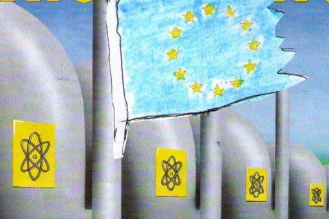 Belgische Atommeiler Doel 1 und Doel 2 bald am Ende...?...; Bild U + E