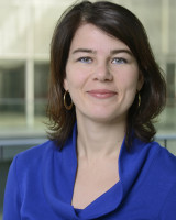 Annalena Baerbock MdB, Buendnis 90/Die Grünen im Bundestag: Das Papier trägt auch ihre Handschrift ...