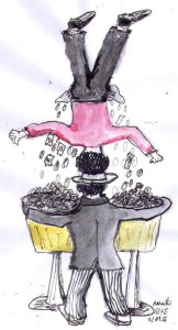 """"""".Zahlung eines finanziellen Ausgleichs aufgrund des beschleunigten Atomausstiegs nach der Reaktorkatastrophe von Fukushima 2011.... """"Karik. U+E, pointer"""