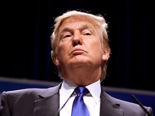 ...schauen Sie doch mal nach was Sie da für mich herausholen können, sonst ... ; Donald Trump