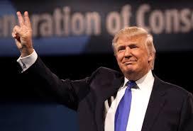 The Donald: Wenn er wüßte wie sehr ihn Deutschland ihn atomtechnisch unterstützt ... er würde sich noch mehr freuen ... oder?