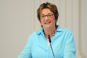 Brigitte Zypries, die neue Bundeswirtschaftsministerin