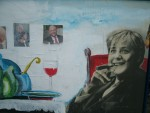 Kanzlerin Angela Merkel: Sie hat schon einige Widersacher gelassen beiseite geschoben, aber ...
