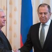 Kreml zur Entlassung von FBI-Chef Comey durch Trump