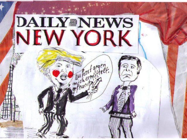 """Trump: Sie nannten ihn einen """"Idioten"""""""