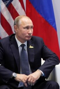 """""""Putin wird dafür bezahlen. dass er ...""""; Kreml-Chef Wladimir Putin:"""