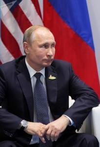"""""""Für wen waren Sie denn wirklich..."""" will """"The Donald"""" ihn, Wladimir Putin bald fragen ..."""