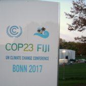 Knapp 120 Mio Euro für die Weltklimakonferenz in Bonn