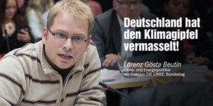 Verheerender Schaden ...; Lorenz  Gösta Beutin