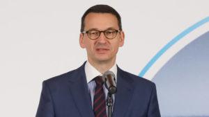 ...Riesenschritt hin zur Sicherheit ...; , Mateuz Morawiecki