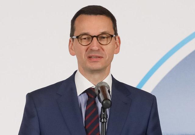 """Projekte wie Nord-Stream 2 kaum tolerieren..; , Mateuz Morawiecki"