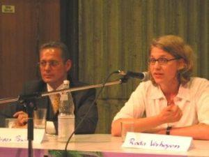 Das ist der erste wichtige Schritt ...;Anwältin Roda Verheyen, bild germanwatch