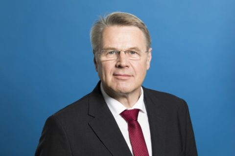 Gegen Dieselfahrverbote, die Attraktivität von ÖPNV stärken...; Staatssekretär Heinrich Bottermann