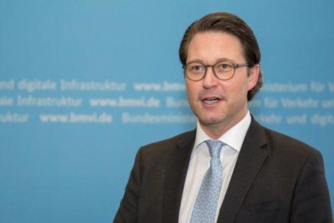""".""""""""Ich glaube, allen ist klar, dass gerade der Verkehrsbereich eine sehr komplexe Thematik ist ..; Verkehrsminister Andreas Scheuer"""