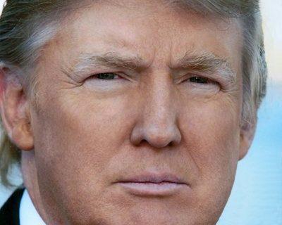 Er duldet keinen Widerspruch am Kabinettstisch...US-Präsident Trampel Trump