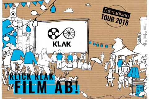 Indoor-Cycling für den Kino-Event