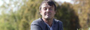 ...Nicolas Hulot, französischer Umweltminister ,einig