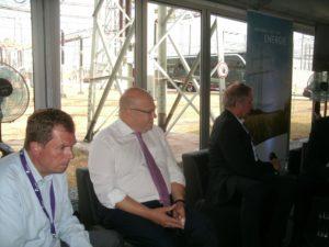Netzausbaureisen will er die Bürgereinwände hören ...! Peter Altmaier..; Bild Umwelt- und Energie-Report