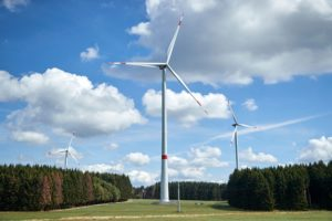 ...dass die Stärkung der Windenergie an Land eine Gemeinschaftsaufgabe von Bund und Ländern ist....Foto: Sascha Ditscher/evm