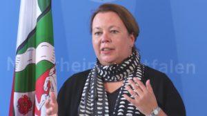 """""""..weiterer  Erfolg für die Luftqualität....,Umweltministerin Ursula Heinen-Esser (CDU, bild cdu nrw"""