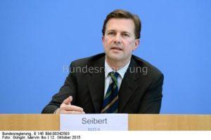 """"""" ..Wir werden dieses Gutachten nun natürlich genau prüfen und auswerten!"""" ..; Steffen Seibert"""