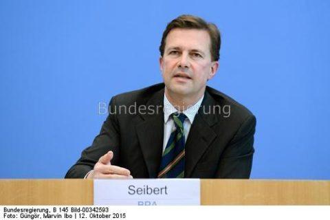 """""""Einige Gutachten liegen ja jetzt schon vor. .!."""" ; Steffen Seibert"""