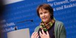 """""""Klimaschonende Dienstreisen haben beim Bund einen festen Platz"""", betonte Maria Krautzberger"""